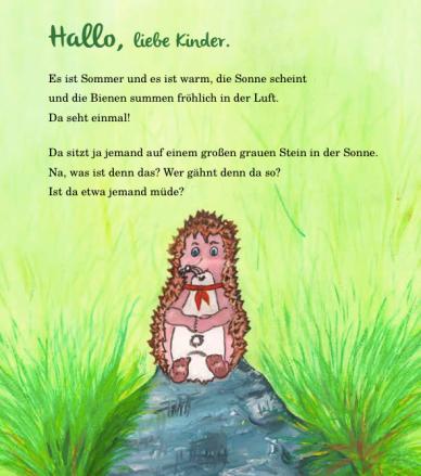 DAS RÄTSEL – illustriertes Buch mit Lieder-CD